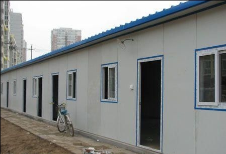 钢结构彩钢房