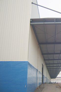 彩钢钢结构厂房