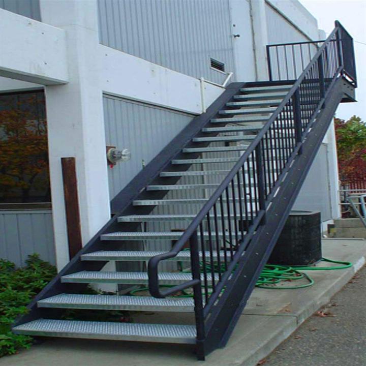 成都钢结构楼梯